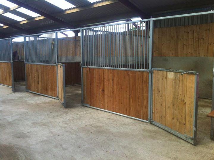 Aberkinsey Equestrian Centre A Horse Yard On Liveryyards